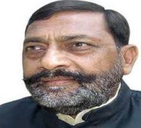 आरोपी राज्यमंत्री राममूर्ति वर्मा।