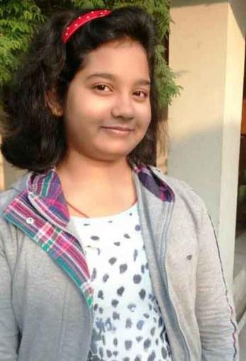 छात्रा वंदिता सिंह