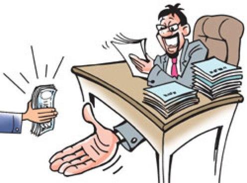 भ्रष्टाचार के दानव को लेकर सांसद के सामने हो सकता है हंगामा