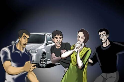 महिला ब्लॉक प्रमुख और बेटे का अपहरण, मुकदमा दर्ज