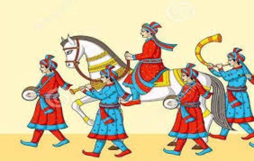 चढ़ते समय दलितों की बारात पर दबंग यादवों का धावा