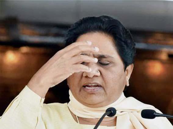 भारत निर्वाचन आयोग ने निरस्त की मायावती की ईवीएम में गड़बड़ी की शिकायत