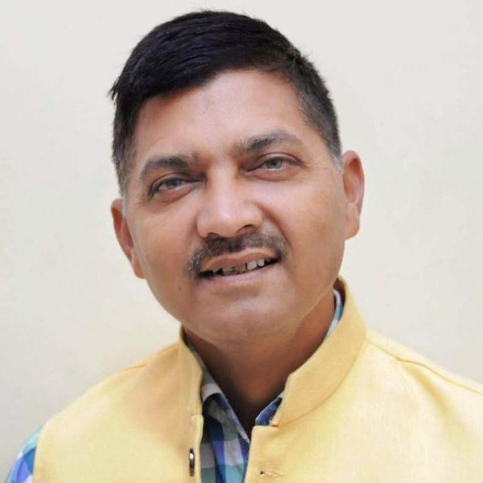 भाजपा विधायक ने मंच से कहा कि साले हरामी पर 56 मुकदमें दर्ज कराऊंगा