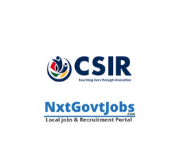 CSIR Vacancies 2021 | Network Asset Management Systems job in Pretoria CSIR | Gauteng jobs