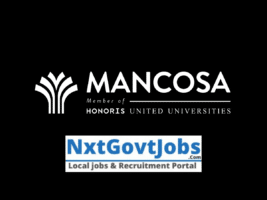 Mancosa Vacancies 2021 | School of Education Work Integrated Learning (WIL) Coordinator jobs in Johannesburg Mancosa | Jobs in Gauteng
