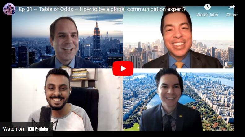 Effective global communication skills