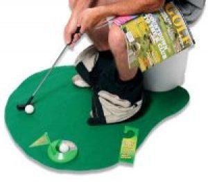 toilet-golf