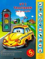 Barnebok, Ut i trafikken, Med lys og lyder Serie: Lek og lær 3-6 år Image