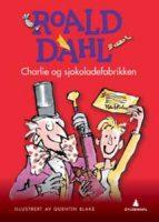 Bok - Charlie og sjokoladefabrikken (Roald Dahl) Image