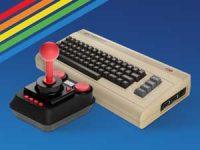 C64 Mini spillkonsoll Image