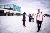 City Walk Tour i Oslo - Opplevelsesgave Image