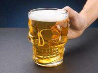 Dødninghode-ølglass Image