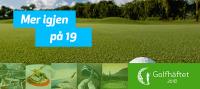 Golfhäftet - kort Image