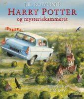 Harry Potter Illustrerte bøker Image