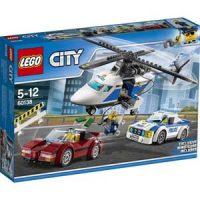 Lego City Politijakt i høy hastighet Image