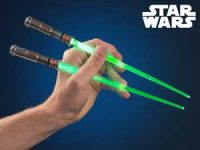 Lysende Star Wars-Spisepinner Image