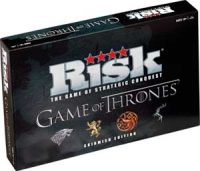 Risk - Game of thrones - Kjemp for ditt hus om jerntronen og Westeros Image