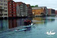 SUPtur i Trondheim Image