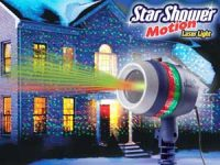 Star Shower Laser Magic – Laserprojektor - Pynt huset til jul Image
