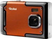 Vanntett digitalkamera som tar bilder og filmer Image