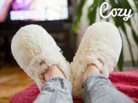 Cozy slippers - Deilige varmetøfler Image