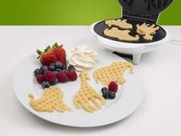 KitchPro® Vaffeljern med Dyremotiv Image