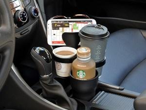 Multi-koppholder til bilen Image