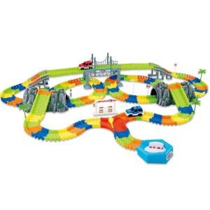 Clixtracks, Bilbane med 240 deler og 2 biler Image