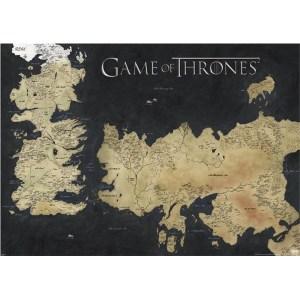 Gigantisk plakat for Game of Thrones-fans Image