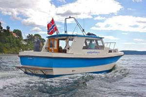 Guidet fisketur på Oslofjorden med Oslo Fjordfiske Image