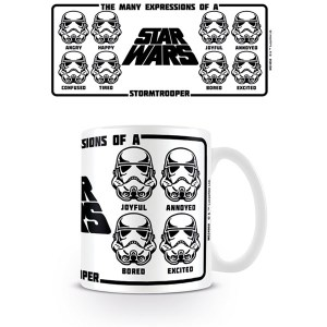 Star Wars Krus Stormtrooper Expressions Image