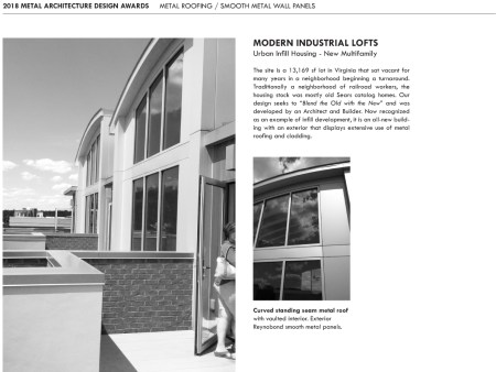 The Lofts At Del Ray Village Gaver Nichols Architect