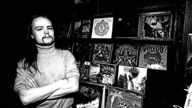 Euronymous Helvete Inner Circle Black Metal