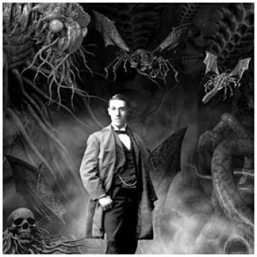 Lovecraft Mitos de Cthulhu Horror Cósmico mitologia lovecraftiana grandes antigos weird tales livro dos mortos clark ashton smith deuses