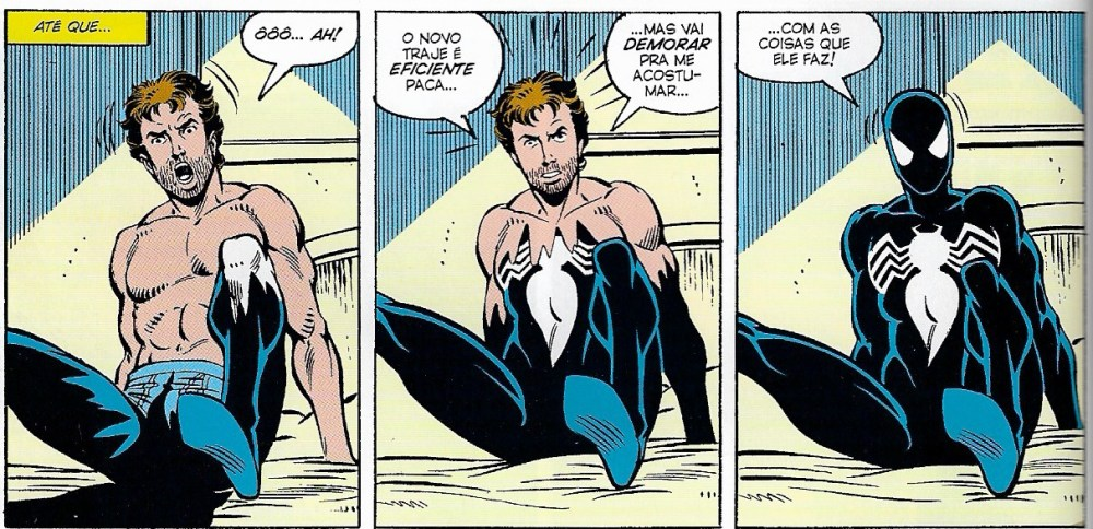 Venom Homem Aranha Spider Man Marvel Amazing Spider Man #252
