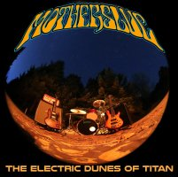 Motherslug - the Electric Dunes of Titan