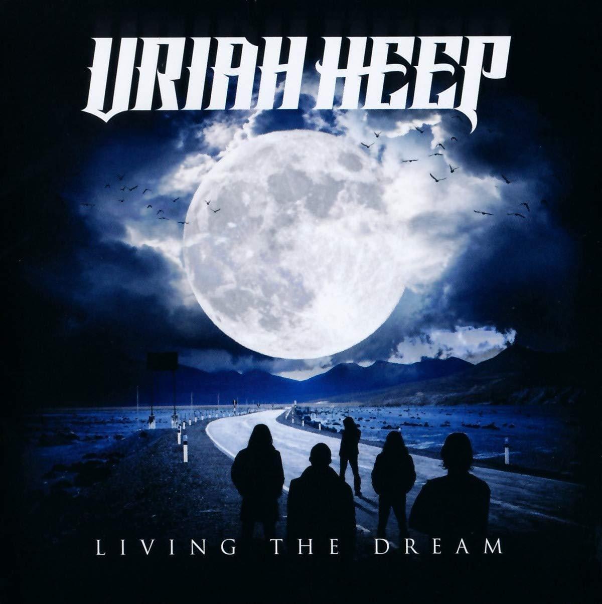 Resultado de imagem para uriah heep living the dream