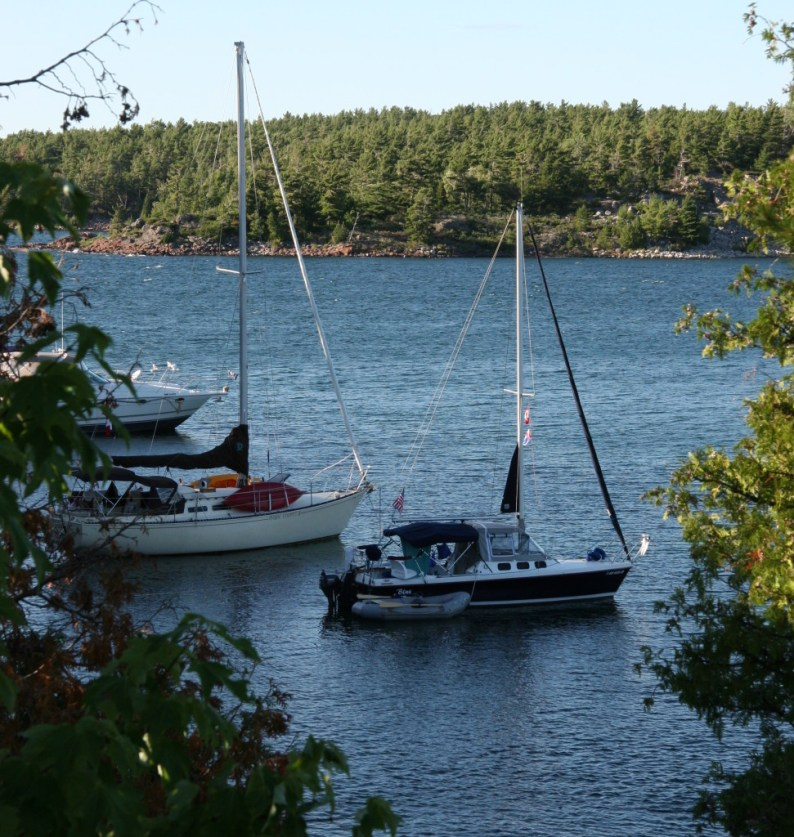 North Channel of Lake Huron