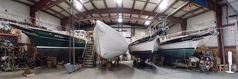 Gozzard Yachts – The Ladies