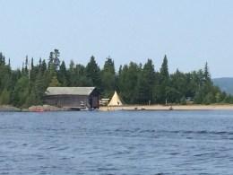 August 15 Along the Michipicoten River