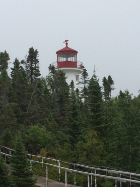 August 24 Otter Island Lighthouse