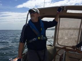 June 3 Sailing with Carl B.