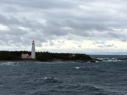 October 13 Ferry Ride to Tobemory