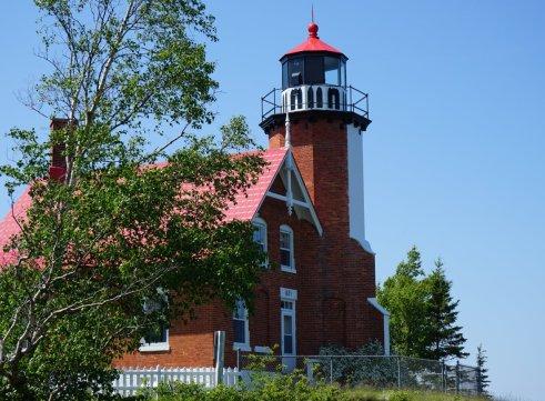 June 24 Eagle Harbor Lighthouse