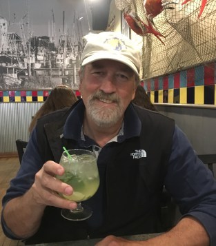 June 27 Mojitos at Joey's in Houghton, MI