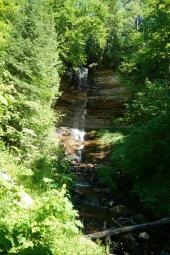 July 3 Munising Falls