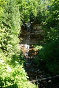 July 3 Munising Falls
