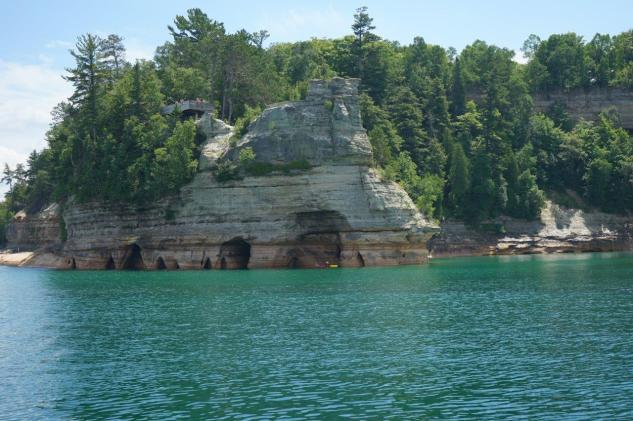 July 5 Pictured Rocks