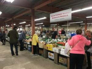 October 27 The Simcoe Ontario Farmers Market