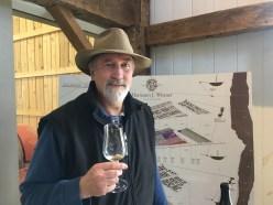 November 11 Dan wine tasting in the Finger Lakes